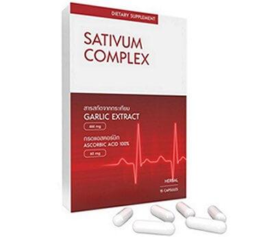 Sativum Complex